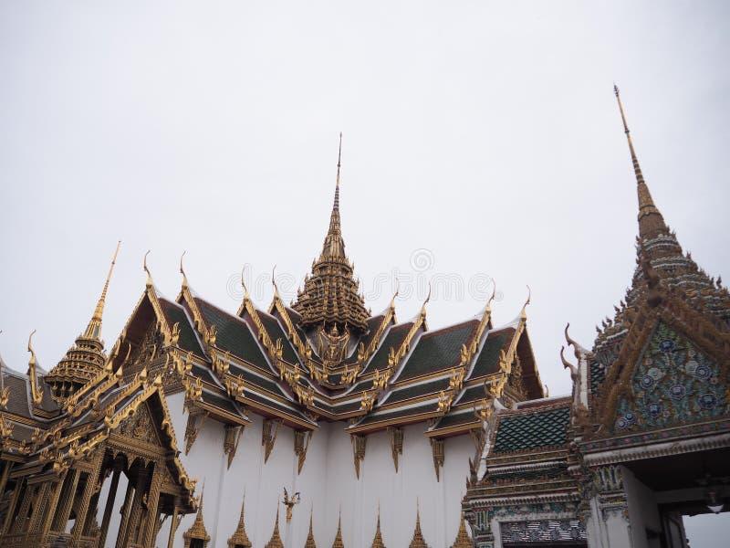 Palais grand, Bangkok Thaïlande images stock