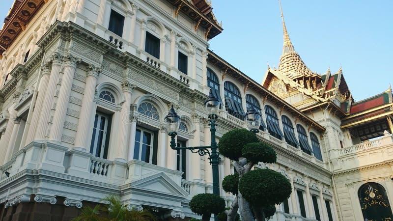 palais grand thaï image libre de droits