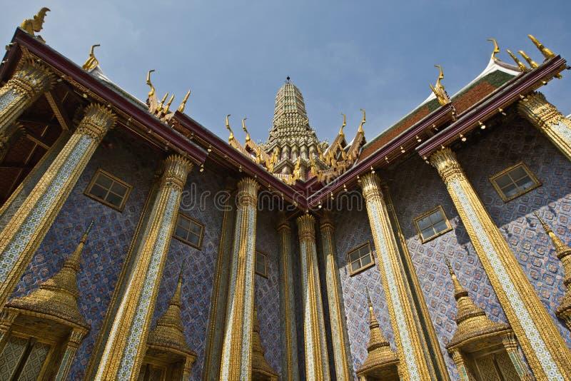palais grand Thaïlande de Bangkok photo libre de droits