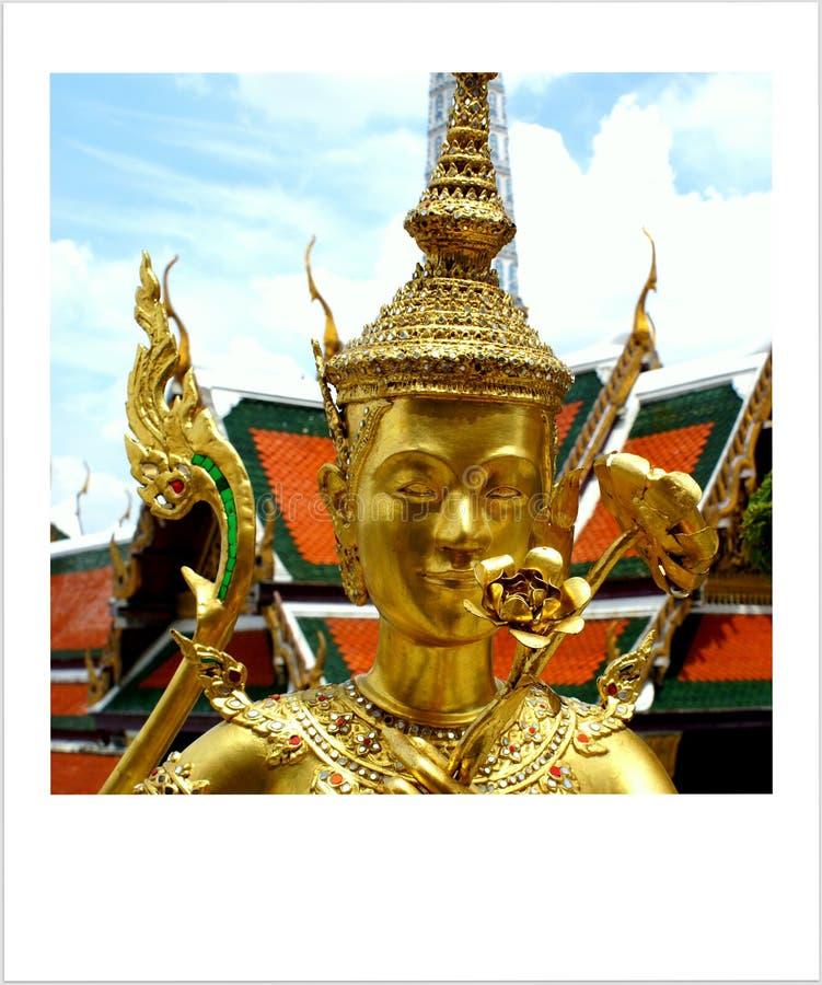 Palais grand Wat Phra Kaew Bangkok Thailand de Thepnorasingha images stock