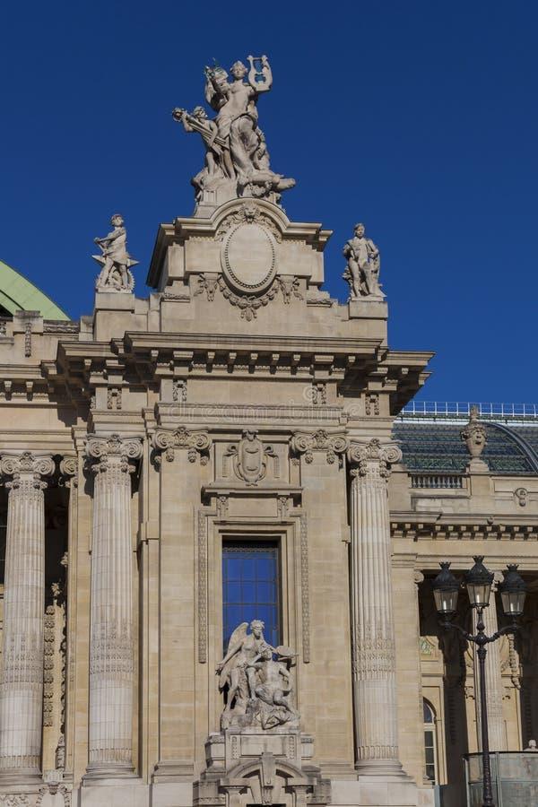 Palais grande, Paris fotografia de stock