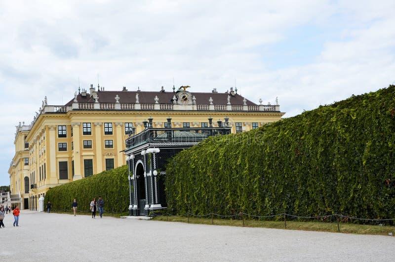 Palais impérial à Vienne photographie stock