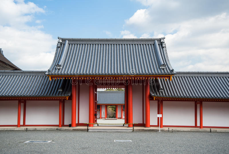 Palais impérial photo stock