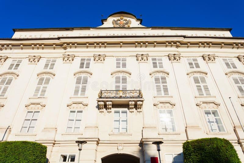 Palais impérial de Hofburg, Innsbruck images libres de droits