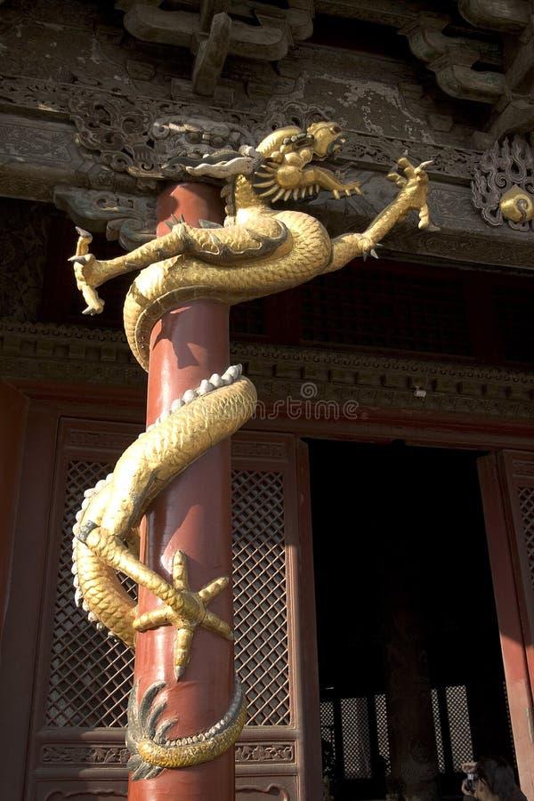 palais impérial shenyang photo stock