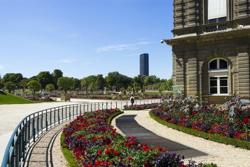 Palais Lussemburgo, Parigi, Francia immagini stock