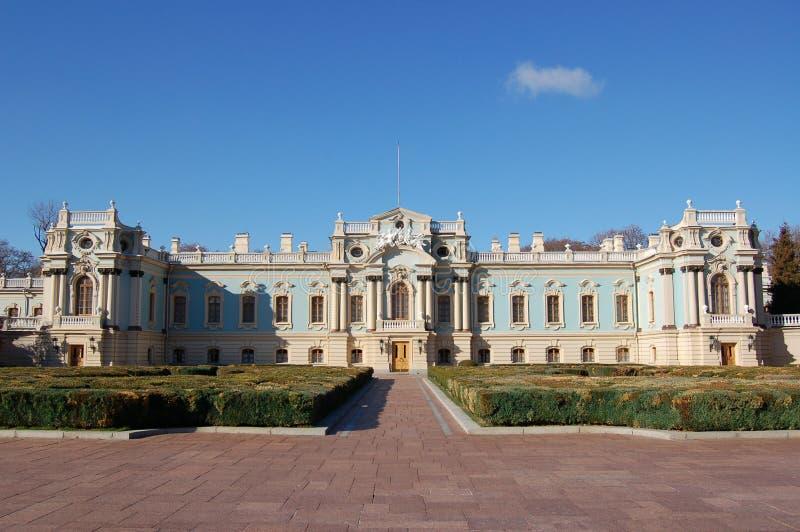 palais mariinsky image stock
