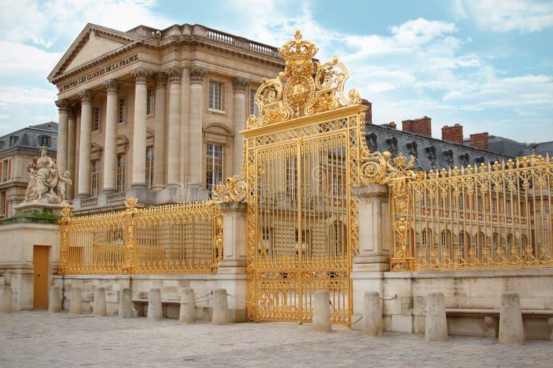 Palais Paris de Versailles photos libres de droits