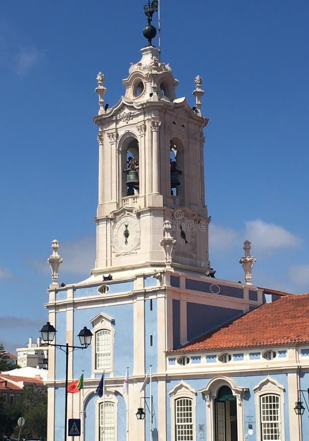 Palais portugais chez Queluz photo stock