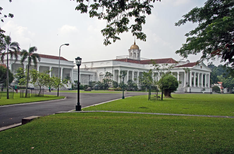 Palais présidentiel photos libres de droits