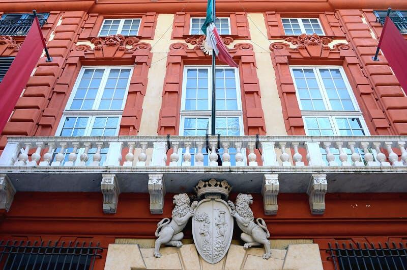 Palais rouge images libres de droits