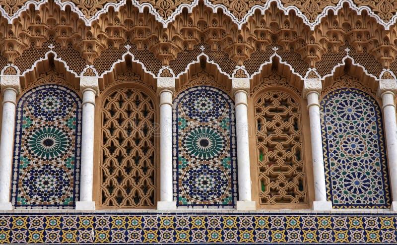 Palais royal à Fez, Maroc photographie stock libre de droits