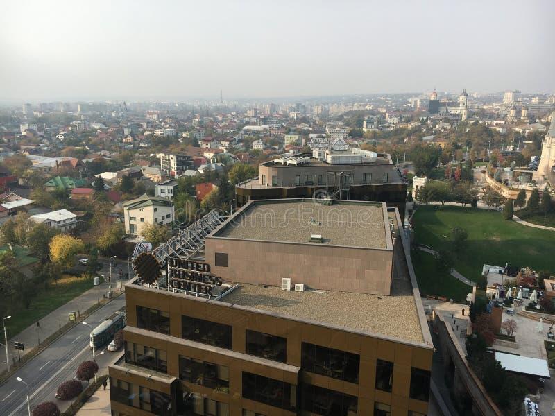Palas kompleks w Iasi, Rumunia fotografia stock