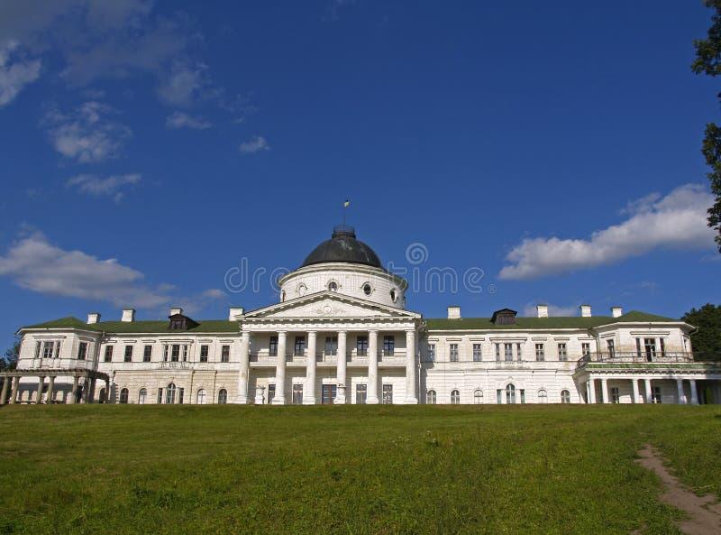 Palas nella sosta del Kashanovka fotografie stock