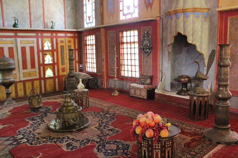 Palast Khan s lizenzfreie stockfotos