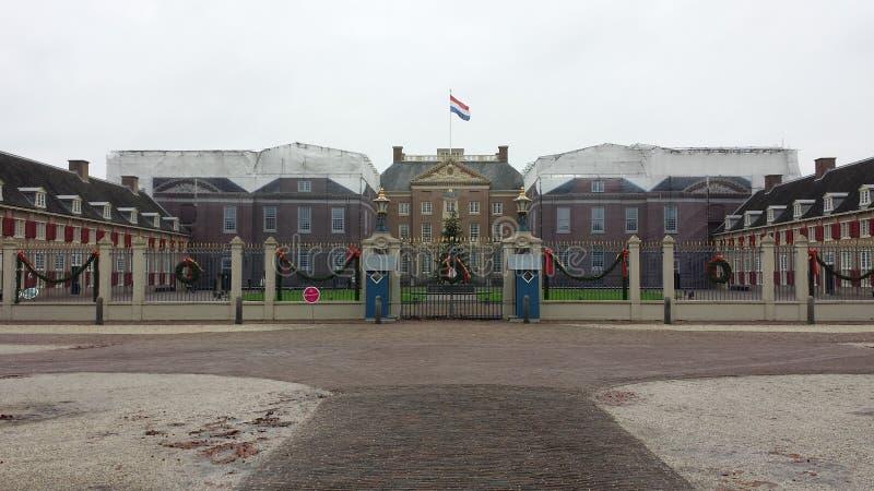 Palast t Loo Beatrix Queen stockfoto
