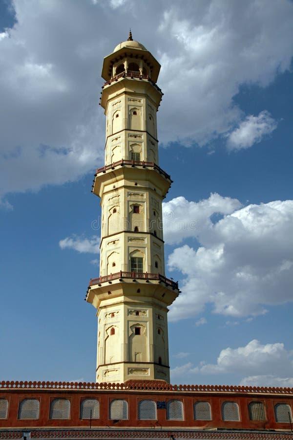 Download Palast von Jaipur stockfoto. Bild von stadt, palast, indien - 96926826