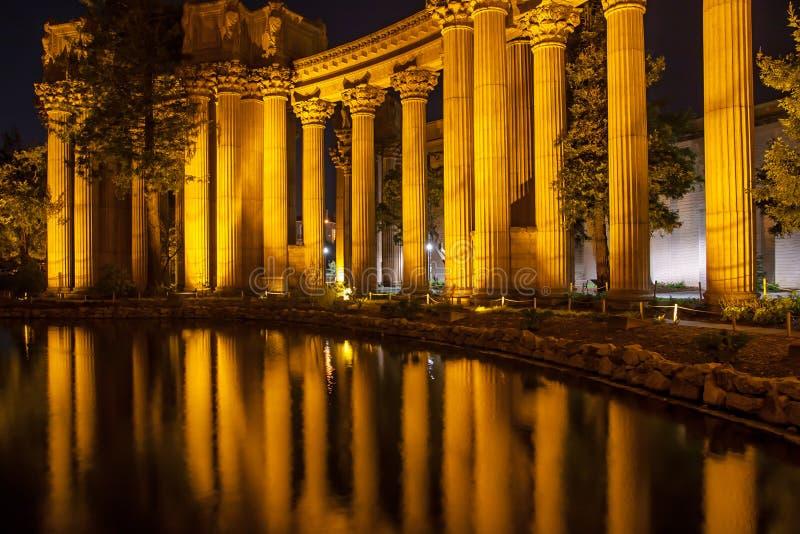 Palast von schönen Künsten lizenzfreie stockfotografie