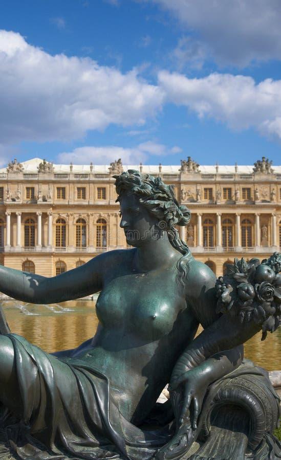 Palast von Versailles stockfotografie