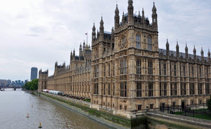 Palast von Westminster lizenzfreie stockbilder