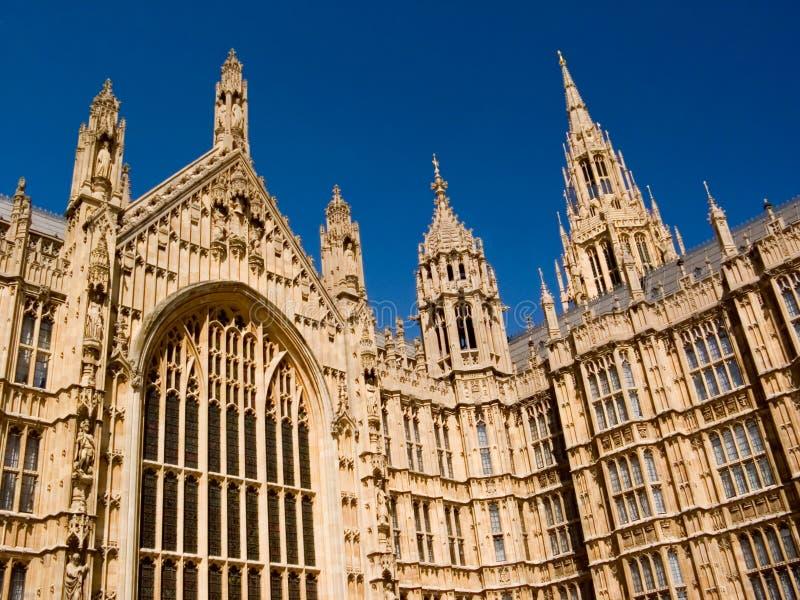 Palast von Westminster London lizenzfreies stockbild