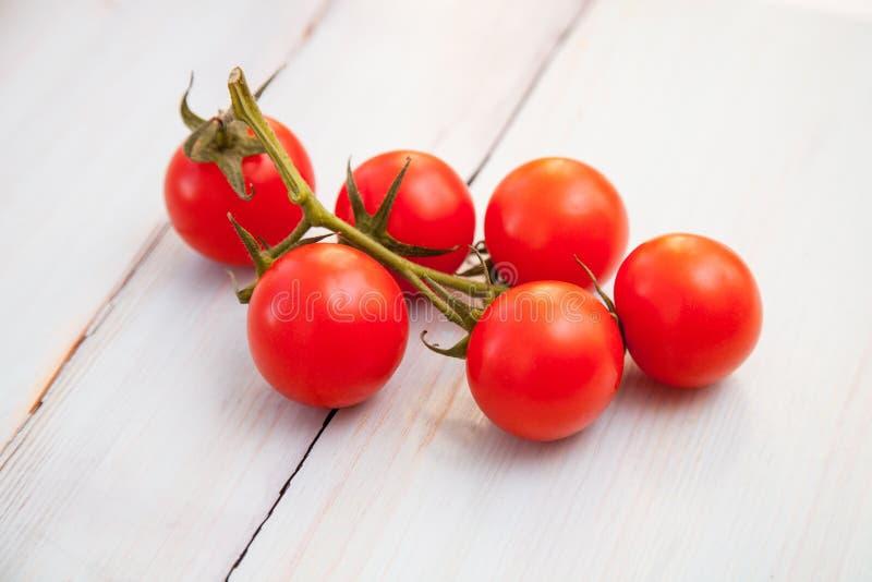 Palatable fresh tomatos stock images