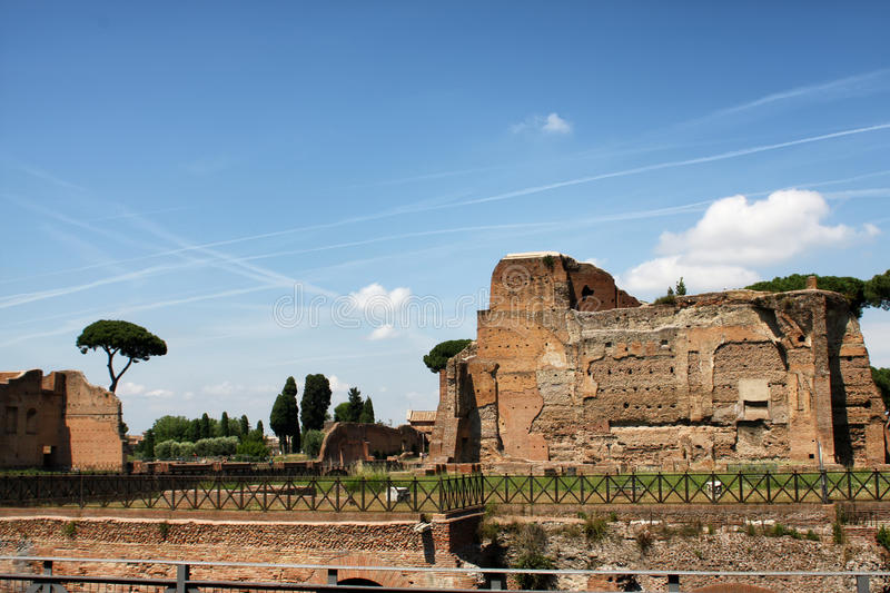 Download Palatine Hill In Rome Stock Photos - Image: 26933743