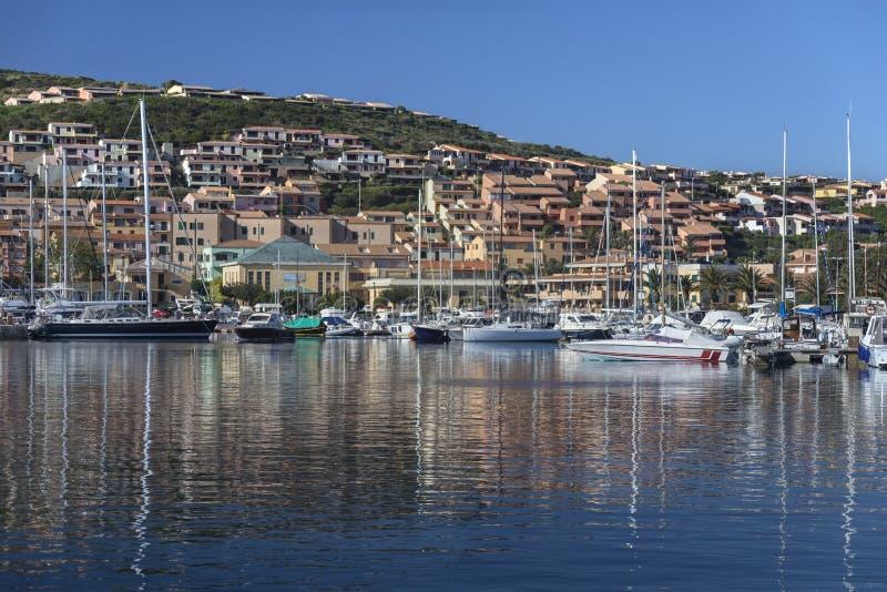 Palau, Sardinia, Włochy - obraz royalty free