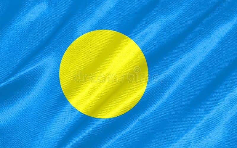 Palau sjunker royaltyfri illustrationer