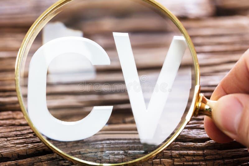 sinal do texto que mostra o cv mensagens conceptuais de infographics job searching employee