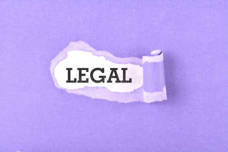 Palavra legal fotos de stock royalty free