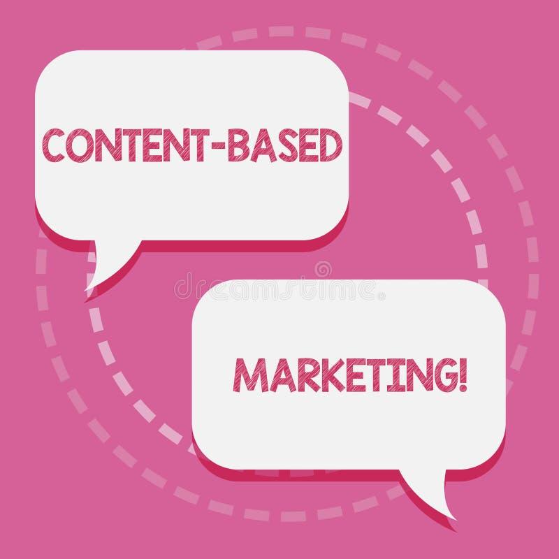 A palavra que escreve o índice do texto baseou o mercado Conceito do negócio para anunciar dados valiosos de distribuição criador ilustração stock