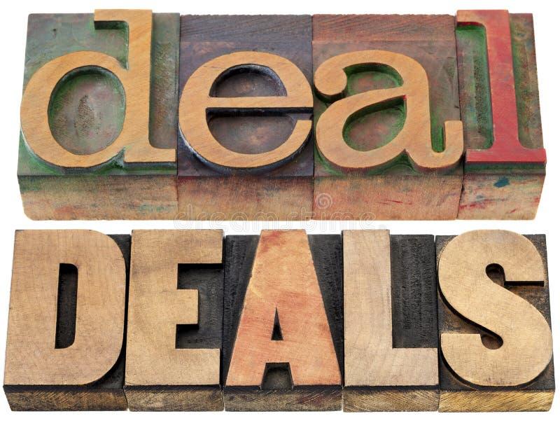 Palavras do negócio e dos negócios imagens de stock royalty free