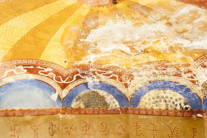 Palazzina de Palermo cinese imagen de archivo