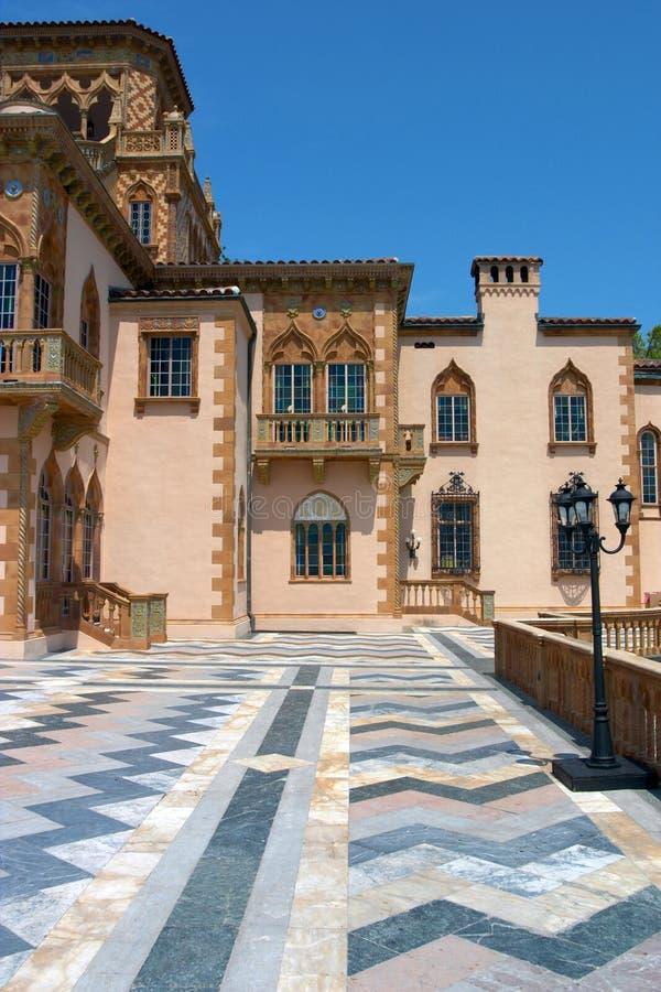 palazzo威尼斯式垂直 库存图片