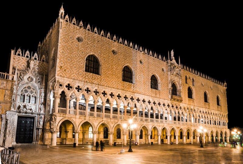 Palazzo Дукале, Венеция, Италия стоковое изображение rf