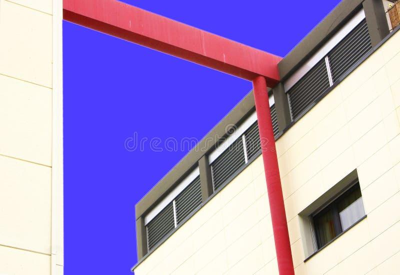 Download Palazzo fotografia stock. Immagine di cielo, domestico - 7321942