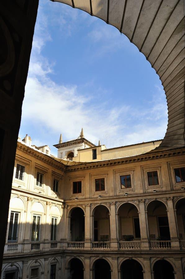 Palazzo Altemps, Roma immagini stock libere da diritti