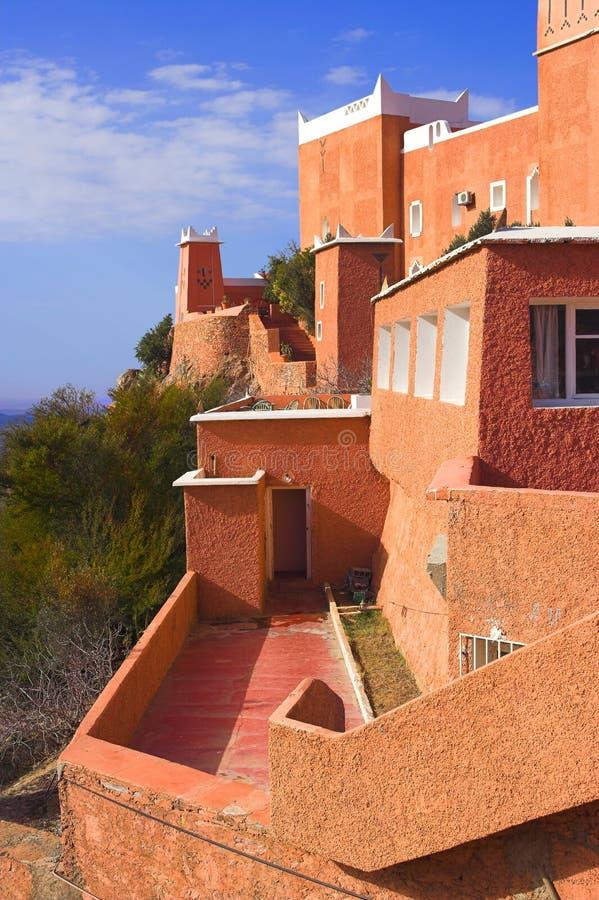 Palazzo arabo (Marocco) immagini stock