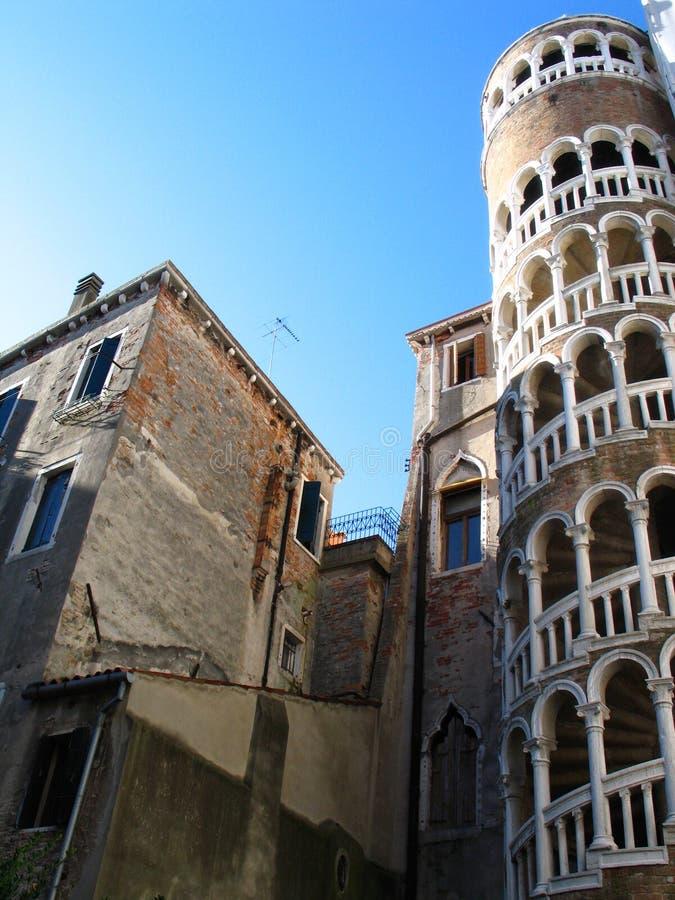 Download Palazzo Contarini Del Bovolo Stock Image - Image: 26538339
