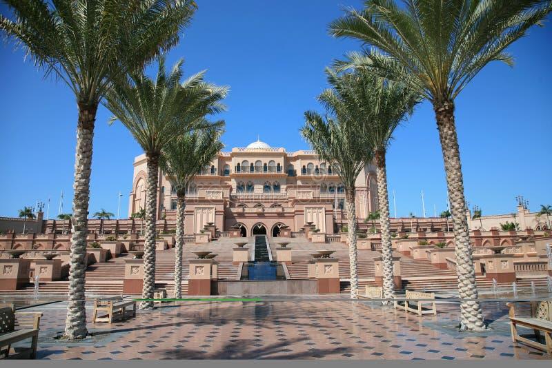 Palazzo degli emirati immagini stock