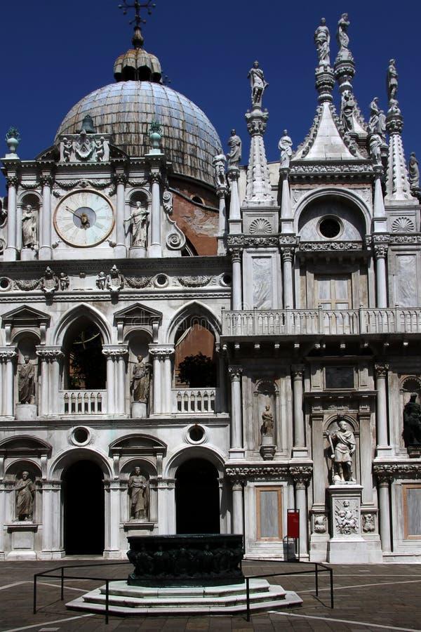 Palazzo dei Doges immagine stock