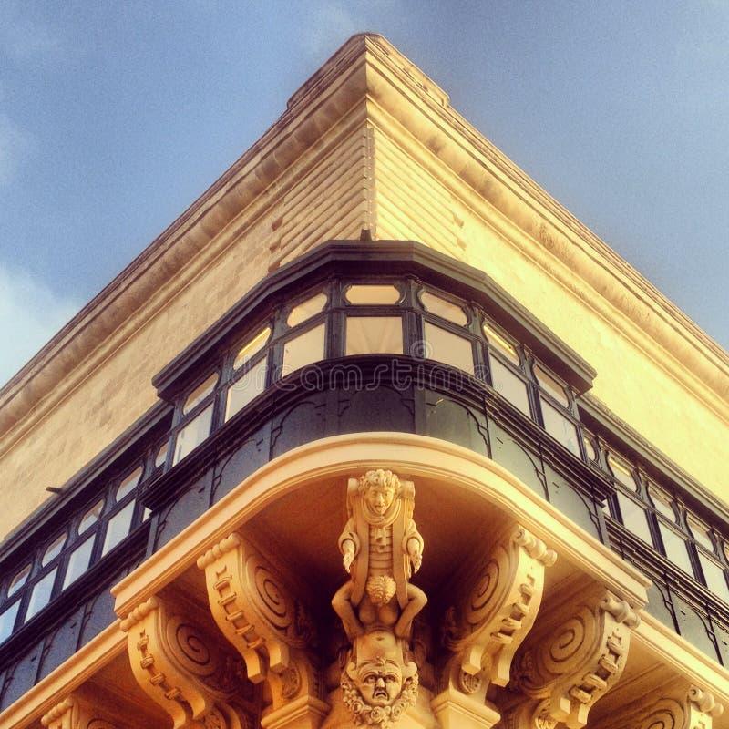 Palazzo dei grandi Maestri immagini stock
