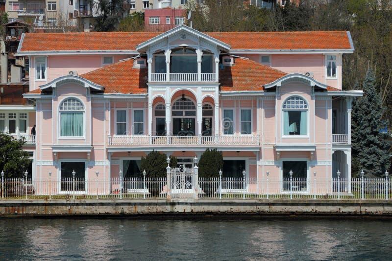 Palazzo del Bosporus fotografia stock libera da diritti