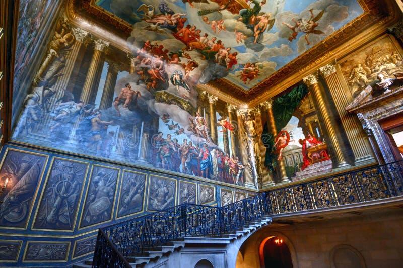 Palazzo del Hampton Court fotografia stock