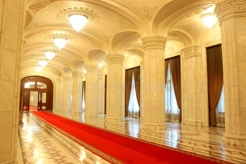 Palazzo del Parlamento fotografia stock libera da diritti