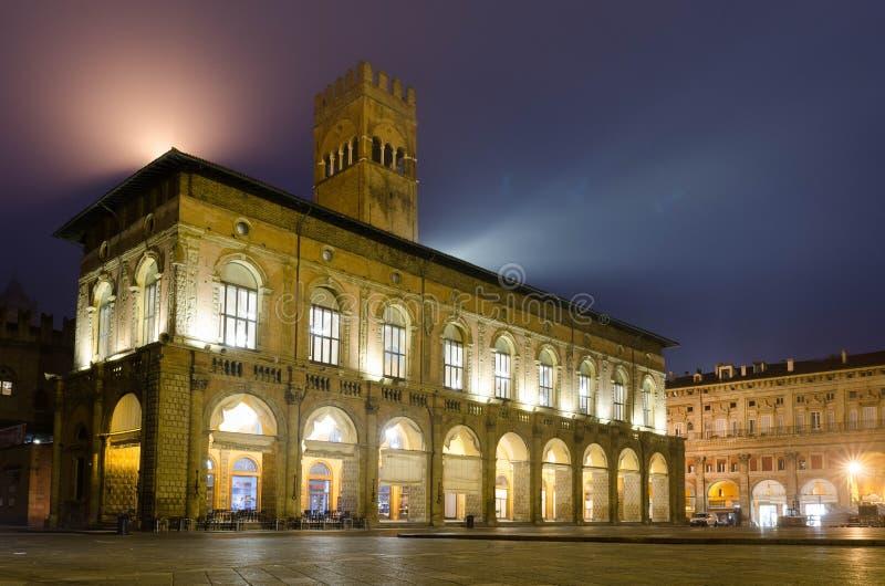 Palazzo Del Podesta lizenzfreies stockfoto