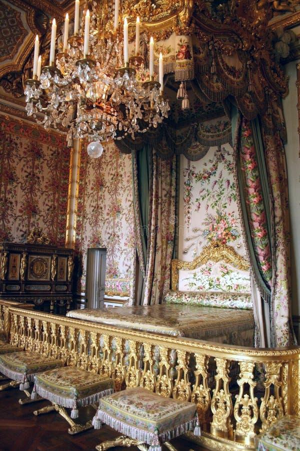 Palazzo della Francia Versailles fotografia stock libera da diritti