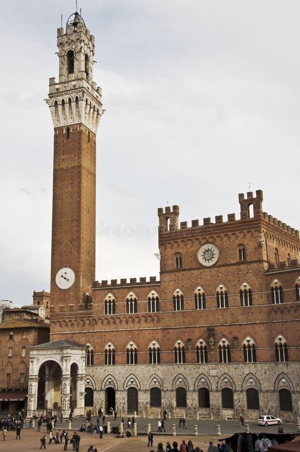 Palazzo Della Signoria Editorial Image