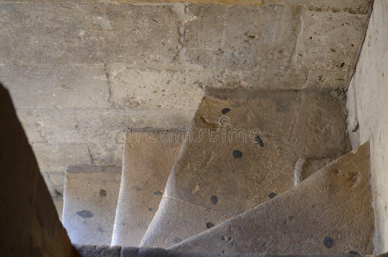 Palazzo dello Shirvanshahs nella vecchia città di Bacu, capitale dell'Azerbaigian immagine stock